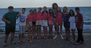 Летен лагер - Ахелой 2019